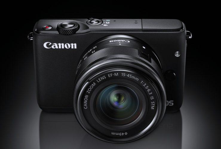 Chưa phân loại Canon EOS M10 – Ôm mộng tranh bá giới phổ thông