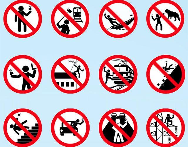 Biển Cấm Selfie