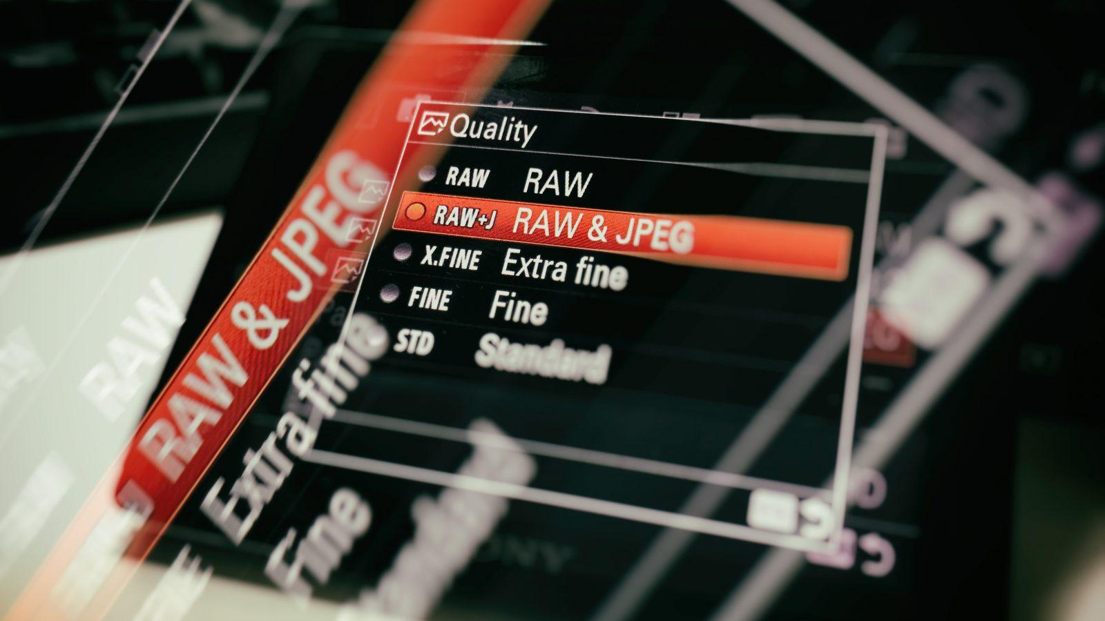 Định dạng ảnh RAW là gì và tại sao chúng ta cần RAW | 50mm Vietnam
