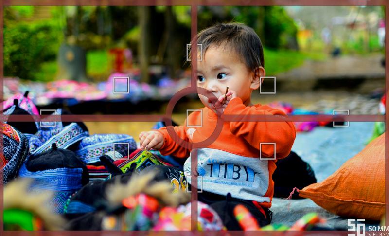 Để đo sáng chuẩn không cần chỉnh! | 50mm Vietnam