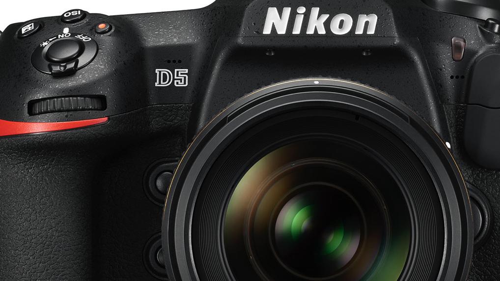 Nikon D5 - Sứ mệnh người thủ lĩnh! | 50mm Vietnam