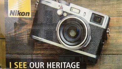 Nikon sử dụng máy ảnh của Fujifilm làm pano quảng cáo | 50mm Vietnam