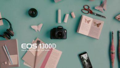 Canon chính thức công bố EOS 1300D - Sản phẩm gối đầu!