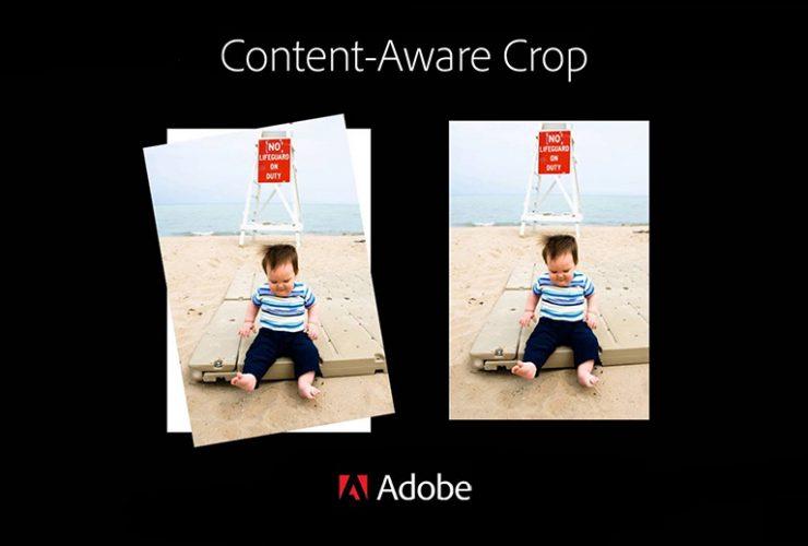 Content Aware Crop - Điều kì diệu của Adobe | 50mm Vietnam