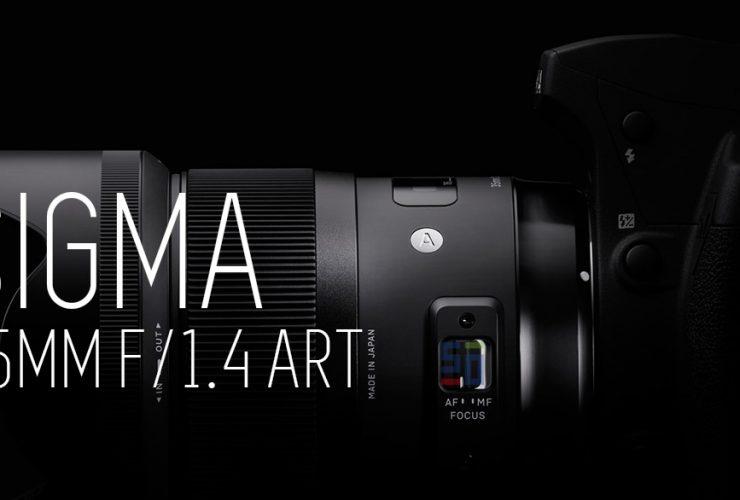 Sigma 85mm f1.4 ART - Giấc mơ có thực? | 50mm Vietnam