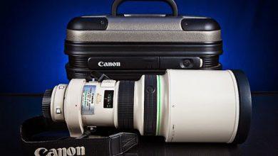 Ống kính Canon 1000mm f5.6 IS DO - Đi tìm chị Hằng!