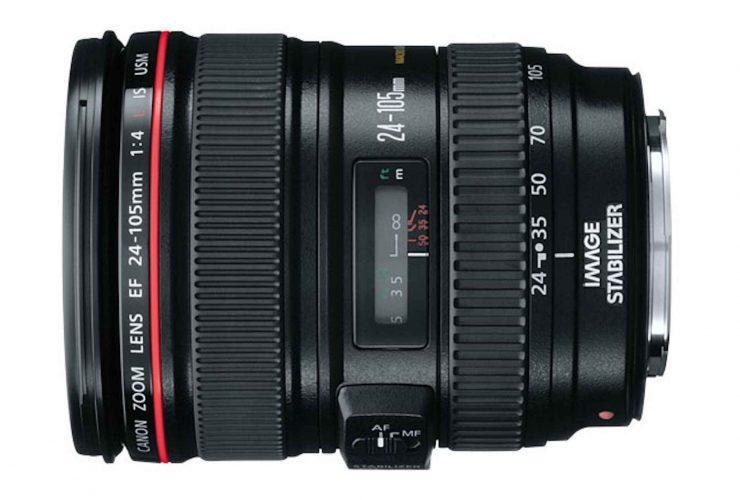Canon 5D mark IV có ống kính kit mới? | 50mm Vietnam
