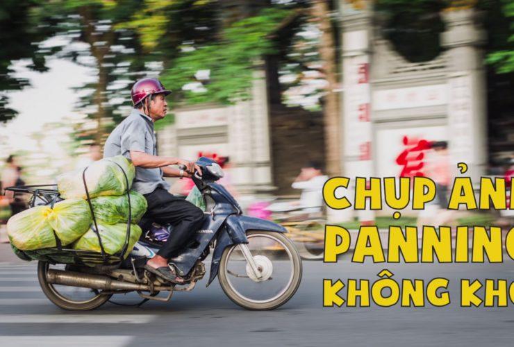 [Video]Hướng dẫn chụp ảnh panning (lia máy)   50mm Vietnam