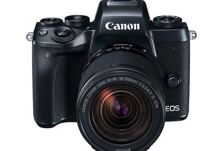 Canon EOS M5 - Cú lột xác phân khúc mirrorless | 50mm Vietnam