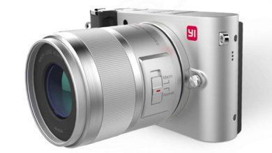 Máy ảnh Yi M1 – Phép thử của Xiaomi | 50mm Vietnam