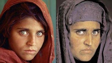 Cô gái Afghanistan năm nào bị bắt... | 50mm Vietnam