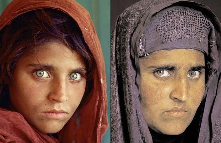 Cô gái Afghanistan năm nào bị bắt...   50mm Vietnam