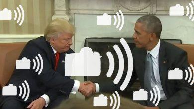 Cuộc đối thoại giữa 2 tổng thống Mỹ hay Bữa tiệc tiếng cửa chập?   50mm Vietnam