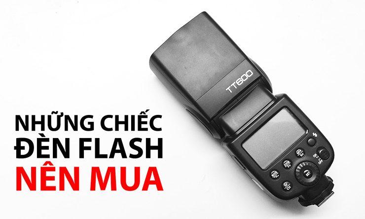 [Video] Cách chọn mua đèn flash   50mm Vietnam