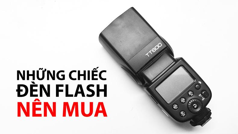 [Video] Cách chọn mua đèn flash | 50mm Vietnam