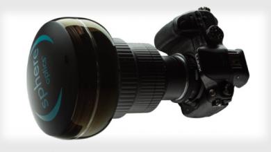 Sphere Pro - Ống kính thần kì chụp ảnh 360 độ | 50mm Vietnam Official Site