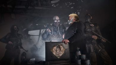 "Benjamin Von Wong và bộ ảnh ""Mad Max gặp Trump"" | 50mm Vietnam"