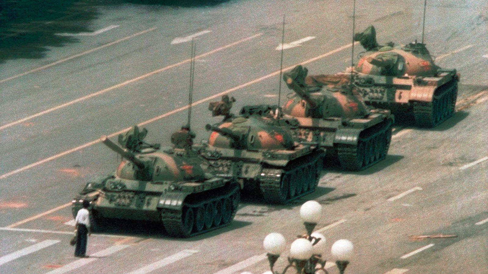 Tank Man - Đằng sau búc ảnh lọt top 100 hình ảnh biểu tượng của lịch sử | 50mm Vietnam