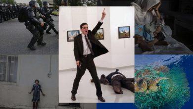 Chân dung kẻ ám sát đại sứ Nga đoạt giải Ảnh Báo Chí Thế Giới | 50mm Vietnam