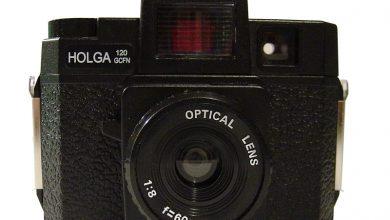 Huyền thoại Lomography giá rẻ Holga 120N bất ngờ tái sinh!   50mm Vietnam