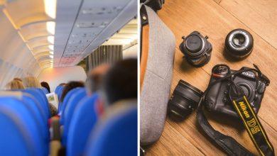 Nhiếp ảnh gia này đã mất $20,000 thiết bị ngay trên máy bay! | 50mm Vietnam