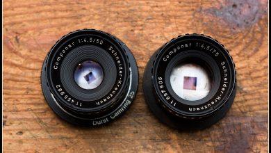 """Ống kính """"độc"""" với bokeh vuông   50mm Vietnam"""
