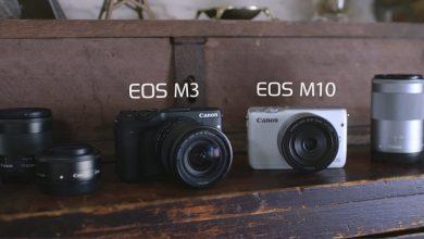 EOS M3 và EOS M10: Lựa chọn một vì sao | 50mm Vietnam