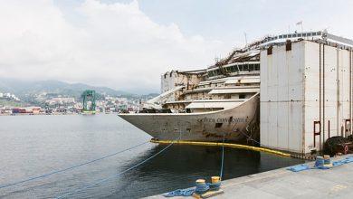Khám phá nội thất một chiếc du thuyền bị chìm qua những bức ảnh | 50mm Vietnam