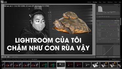 Adobe thú nhận Lightroom chạy chậm, kêu gọi người dùng hãy kiên nhẫn