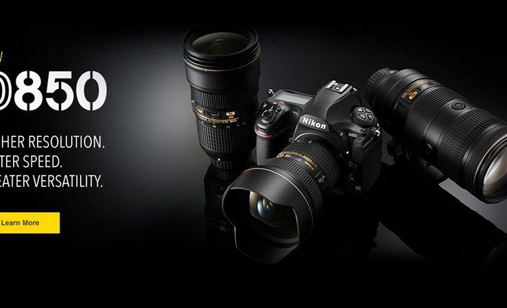 Nikon D850 chính thức ra mắt! | 50mm Vietnam