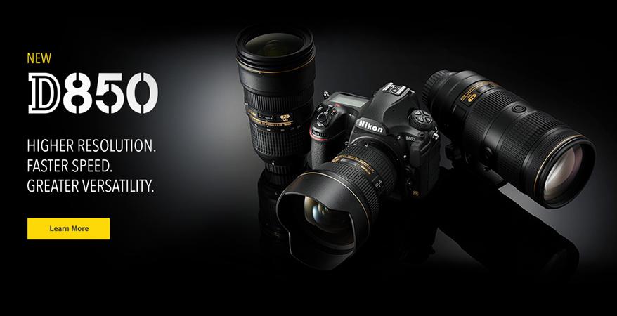 Nikon D850 chính thức ra mắt!   50mm Vietnam