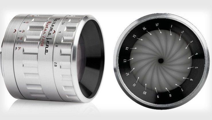 Ống kính Biotar huyền thoại 17 lá khẩu sắp được hồi sinh | 50mm Vietnam