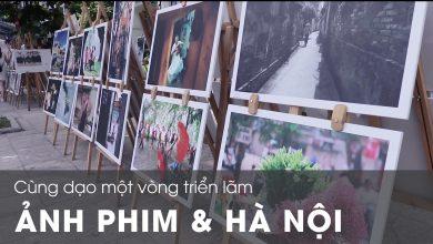 Dạo một vòng triển lãm ảnh: Film & Hà Nội | 50mm Vietnam