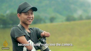 Cảm hứng tuyệt vời đến từ photographer người Indonesia không lành lặn