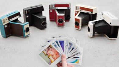 Lomo'Instant Square: Chiếc máy chụp ảnh ăn liền sử dụng phim vuông | 50mm Vietnam