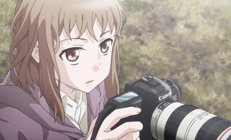 Máy ảnh Canon đi vào phim hoạt hình   50mm Vietnam