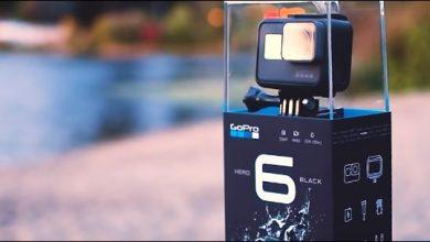 GoPro HERO 6 Black: quay phim 4K 60fps và chip GP1 siêu khủng | 50mm Vietnam