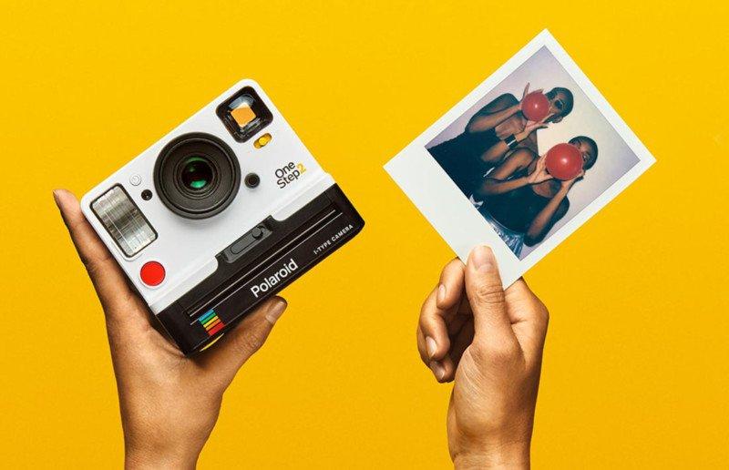 Polaroid OneStep 2 - Vừa vintage lại còn thời trang! | 50mm Vietnam