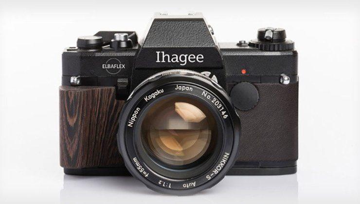 Một chiến binh trở lại: Ihagee ELBAFLEX 35mm SLR | 50mm Vietnam