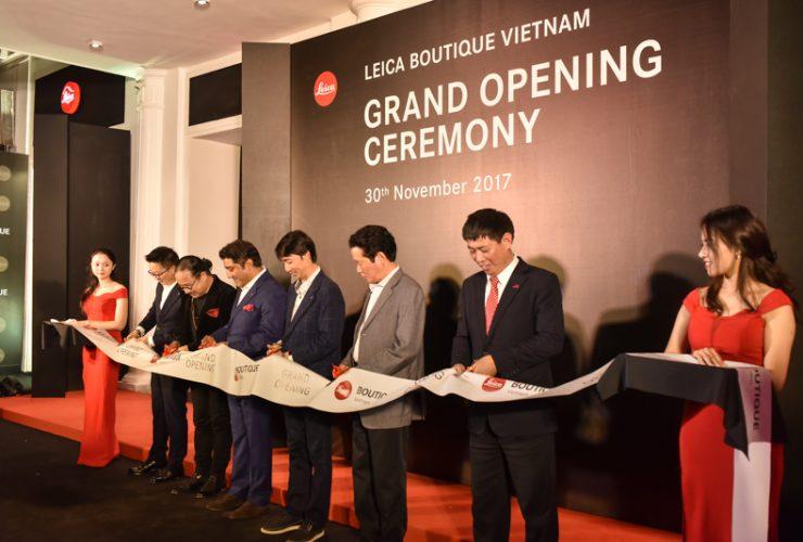 Leica Boutique - Store chính hãng đầu tiên tại Việt Nam đã tới rồi!   50mm Vietnam