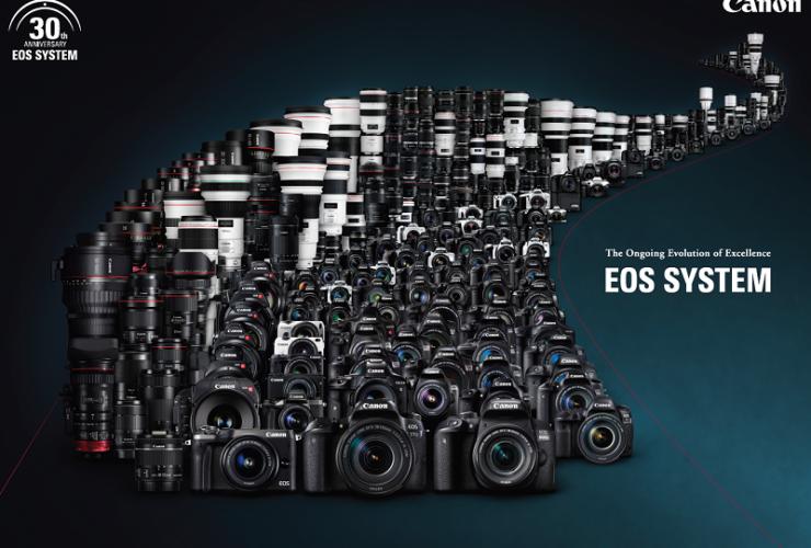 Kỷ nguyên EOS: chặng đường 30 năm (phần 5) | 50mm Vietnam