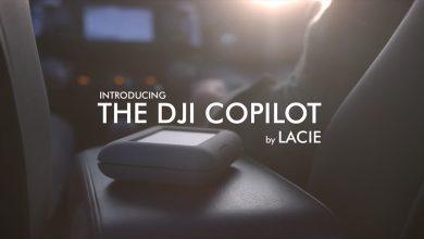 Lacie DJI Copilot: Back-up file mà không cần máy tính | 50mm Vietnam