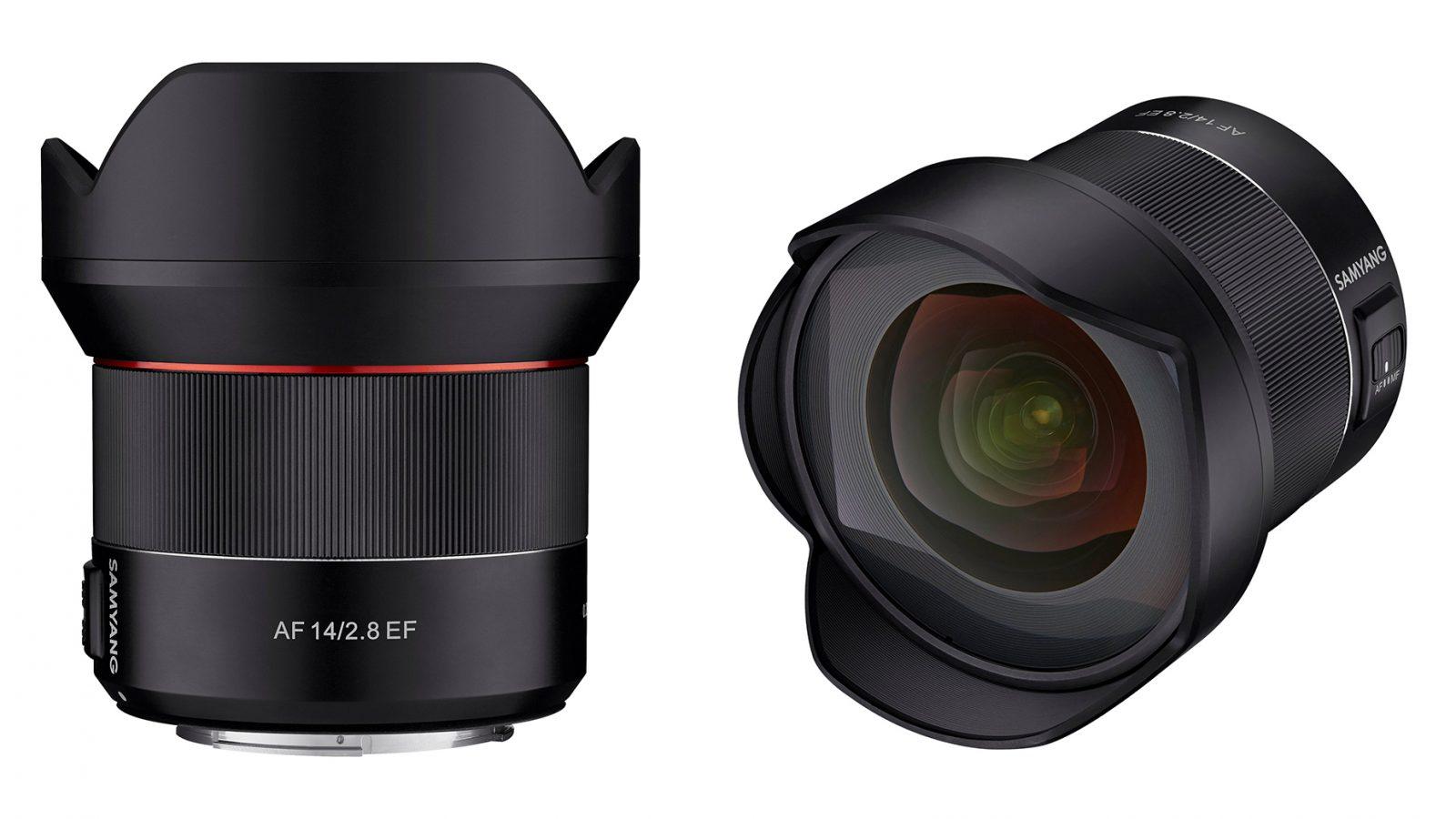 Samyang ra mắt ống 14mm có AF đầu tiên cho người dùng Canon   50mm Vietnam
