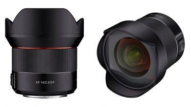 Samyang ra mắt ống 14mm có AF đầu tiên cho người dùng Canon | 50mm Vietnam