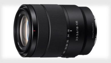 Sony ra mắt ống kính 18-135mm f/3.5-5.6 OSS giá 13 triệu | 50mm Vietnam