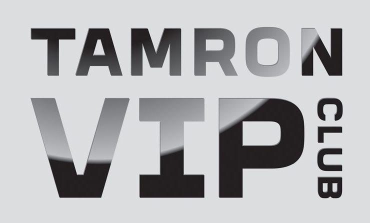 Tamron VIP-Club - Giá trị gia tăng của người sở hữu ống kính Tamron