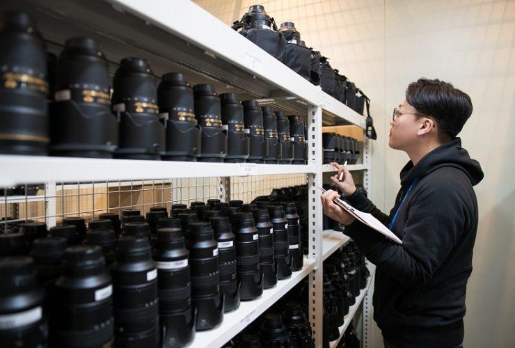 Cùng chiêm ngưỡng kho thiết bị khủng của Canon và Nikon tại Olympic mùa đông 2018 | 50mm Vietnam