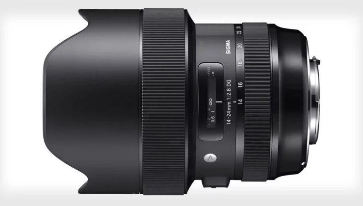 Sigma Art 14-24mm f/2.8 có giá cạnh tranh chỉ $1,299! | 50mm Vietnam
