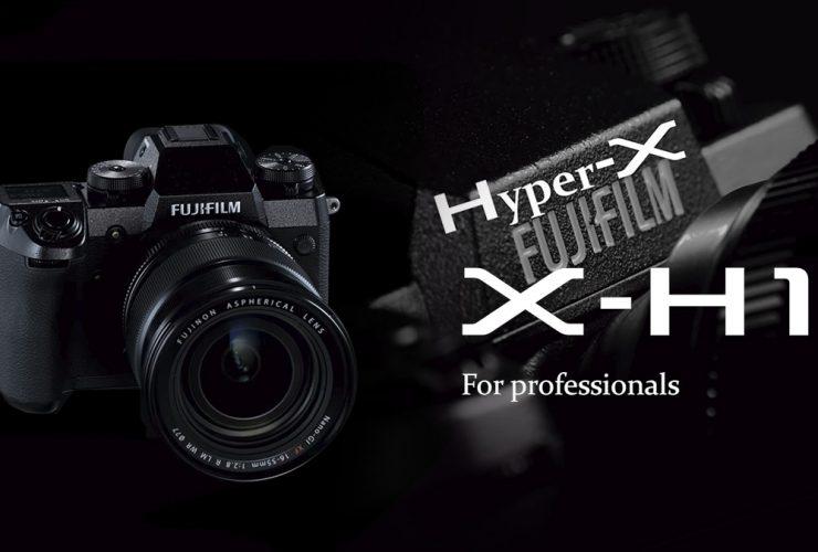 Fujifilm X-H1: Flagship chân chính tới rồi! | 50mm Vietnam
