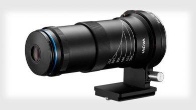 Laowa 25mm f/2.8 2.5-5X: ống kính Ultra-Macro cho Full-frame chỉ 9 triệu | 50mm Vietnam